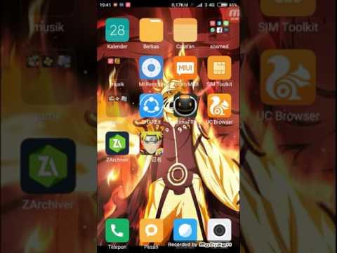 Cara Download Naruto Mobile Fighter Bisa