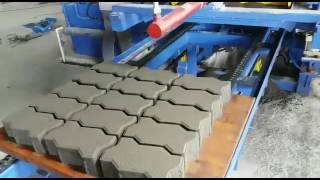 Paver blocks making machine by Q Green Techcon Pvt Ltd 9732035946