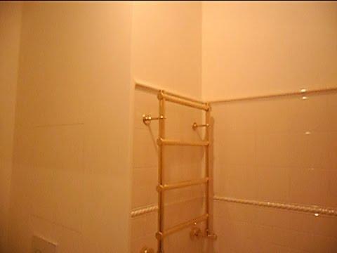 Ванная комната под покраску по системе Луя от Тиккурилы