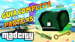 HOW TO OPEN THE BOX OF THE PIRATA SHIP 🌟 MAD CITY ROBLOX GUIDE #5
