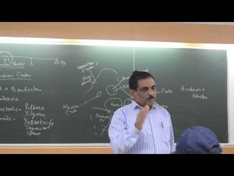 Tectonics and Crustal Evolution Class_3 Part_1 by Prof. T.K. Biswal, IIT BOMBAY