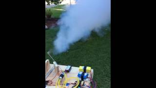Bad Dog Smokes Turbine Smoke Tube