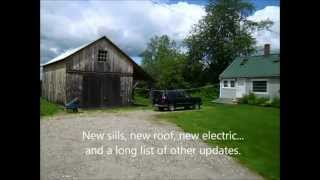 Farm For Sale in Leeds Maine