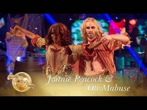 Jonnie & Oti Cha Cha to 'Trouble Maker' by Olly Murs - Strictly Come Dancing 2017
