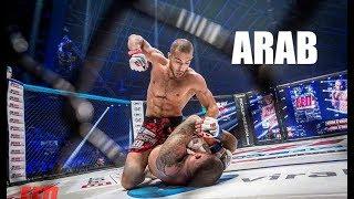 ARAB o problemach z narkotykami i przyszłości w MMA