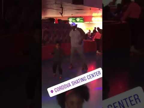 Brendan S. Harris Skating on his own again