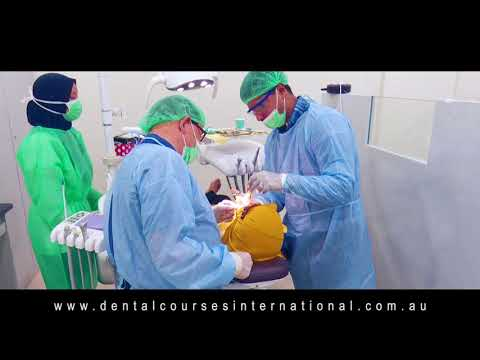 HELP in dental implants and basic grafting by Dental Courses International Testimonials