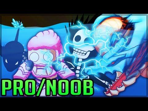 UNDER THE HYPER SEA - G-Rank - Pro and Noob VS Monster Hunter Generations Ultimate! #mhgu thumbnail