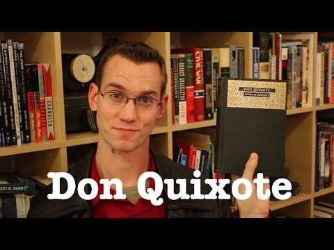 """""""Don Quixote"""" by Miguel de Cervantes - Bookworm History"""