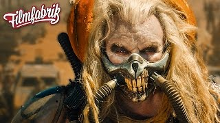 MAD MAX: FURY ROAD Kritik - Tom Hardy, Charlize Theron - Actionfilm von George Miller
