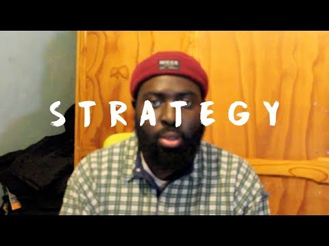 Vlog: Why Every Independent Artist Should Have a Strategy