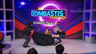 BOMBASTIS - Rangga Ngerusak Meja Cepot, Ngakak (16/1/18) Part 3
