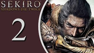 Sekiro playthrough pt2 - New Tool and Most EMBARRASSING Death