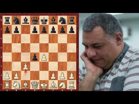 Chess Openings: Smith-Morra gambit Opening system vs. the Sicilian Defence for White - Marc Esserman