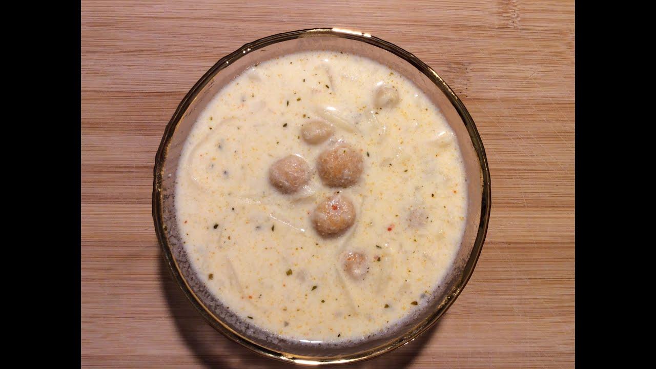 Köfteli Mardin Çorbası Tarifi