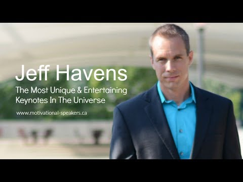 Jeff Havens: Unleash Your Inner Tyrant