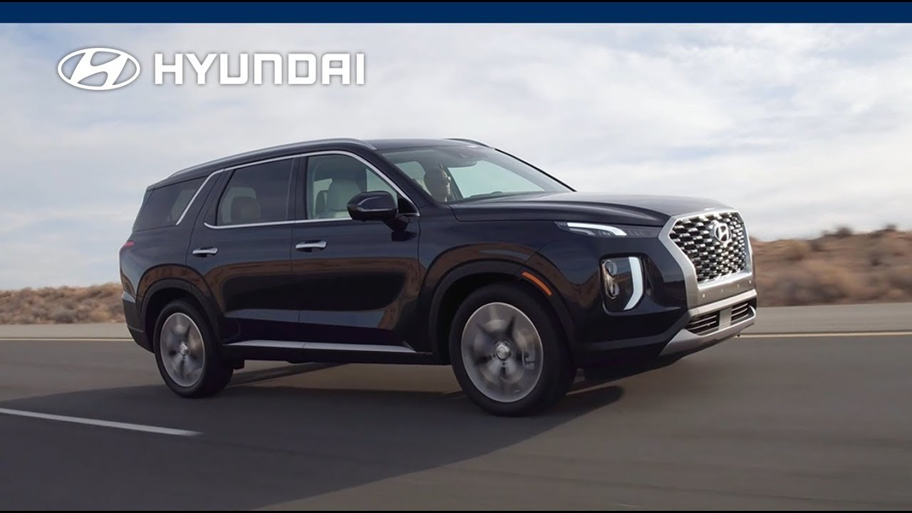 2020 PALISADE | A remarkable SUV that is perfect for family