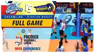 PVL OC 2018: Creamline vs. Tacloban | Full Game | 3rd Set | November 7, 2018
