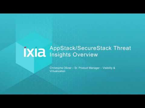 Vision ONE - Cost-effective, rack level visibility | Ixia