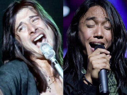Steve Perry Vs Arnel Pineda (Round 1)