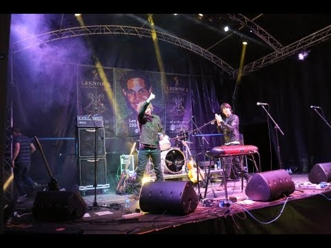 'Numb' by Toploader at LeeStock Music Festival, May 2013