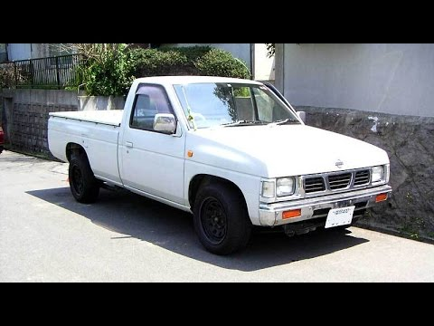 How to Replace Radiator on    Nissan       D21       Hardbody    Pickup Pathfinder  YouTube