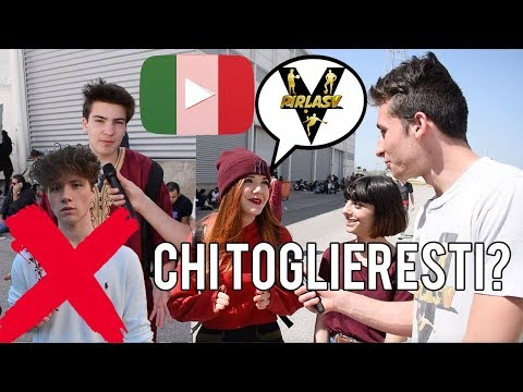 Chi Toglieresti da YouTube Italia? ● Interviste Youtubers