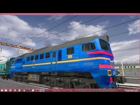 Проверка тормозов на подвижном состава с пассажирскими вагонами