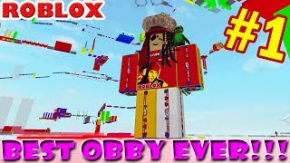 BEST OBBY EVER in ROBLOX!