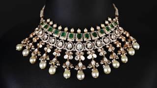 Shilpa Lifestyle presents Gorgeous Real Diamond Jewellery Bridal Collection