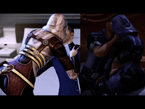 Mass Effect Legendary Edition: Complete Tali Romance