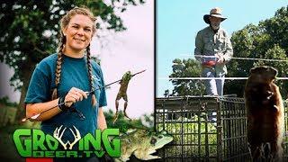 Deer Hunting Prep | Food Plot Lessons | Bow Hunting Fun (#399) @GrowingDeer.tv