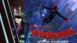 Review: Spiderman Into The Spider-Verse /DiegoSCMania