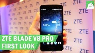ZTE Blade V8 Pro First Look