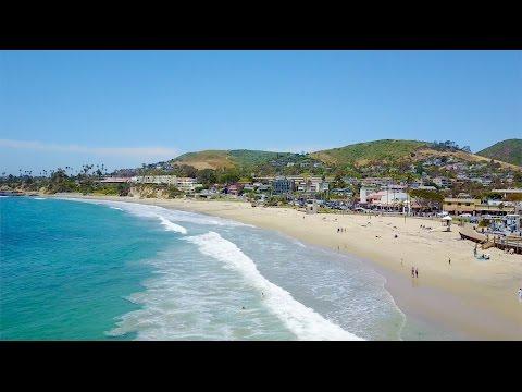 Laguna Beach Orange County California 4K Part 2
