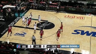 Willie Reed posts 33 points & 19 rebounds vs. the Spurs, 2/6/2015