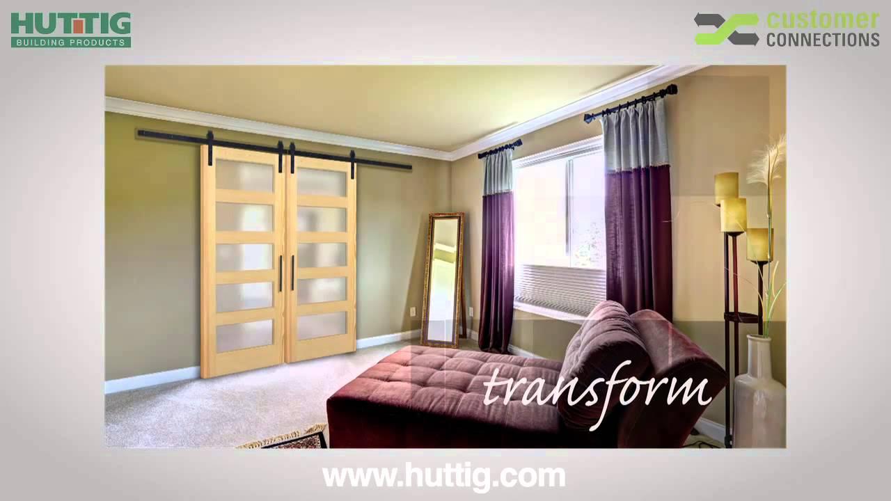 Huttig Presents - Inspirational Masonite Barn Doors from Huttig & Huttig Presents - Inspirational Masonite Barn Doors from Huttig ...