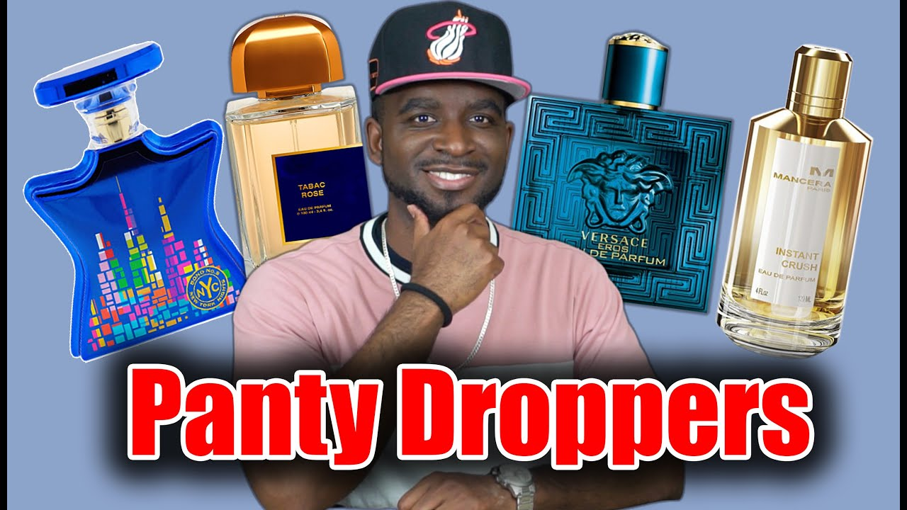Fragrance panty dropper What is