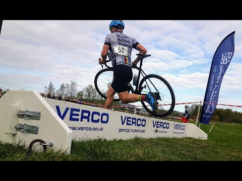 CCXL 2017 Rd6 - Kingston Wheelers Cyclocross, Bedfont Lakes