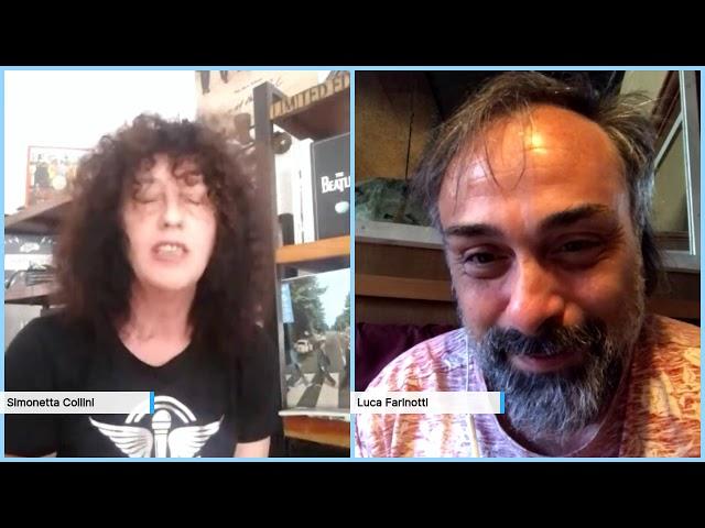 Luca Farinotti racconta una ragazza che amava i Beatles: Simonetta Collini (RPR official speaker)