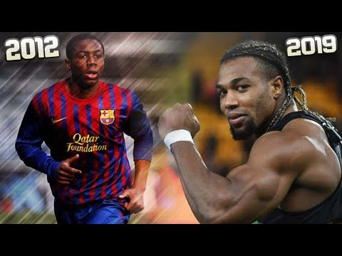 La Mysterieuse Transformation Physique D Adama Traore Youtube