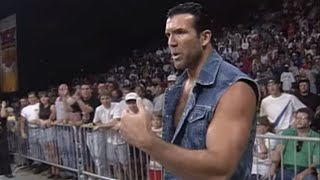 Scott Hall invades WCW: Nitro, May 27, 1996