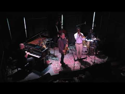 Jerry Bergonzi And Jason Palmer - Live At The Press Room, July 28, 2019