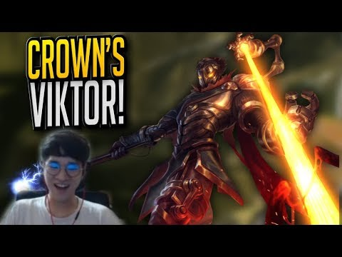 Just Playing Viktor... (GONE SEXUAL) - SSG Crown's Stream Highlights