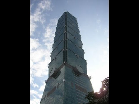 Taipei 101- The Tallest Skyscarper In Taiwan- The Construction & Origins- HDDocumentary