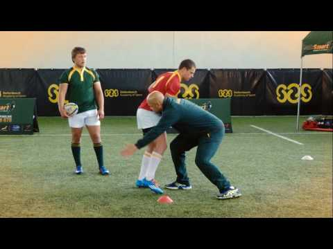 BS4 Deon Davids Safe and effective Tackle technique progressions 480p