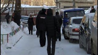 Вооруженный пистолетом преступник напал на почтальона.MestoproTV