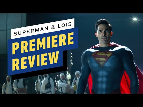 Superman & Lois: Series Premiere Review