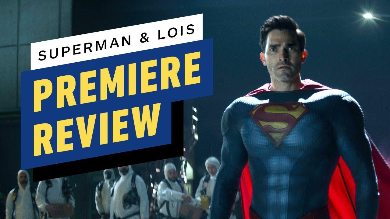Superman & Lois: Series Premiere Review