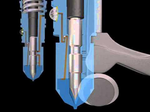 Fuel injector Cummins